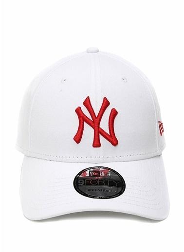 New Era New Era 9Forty Neyyan  Erkek Şapka 101608373 Beyaz